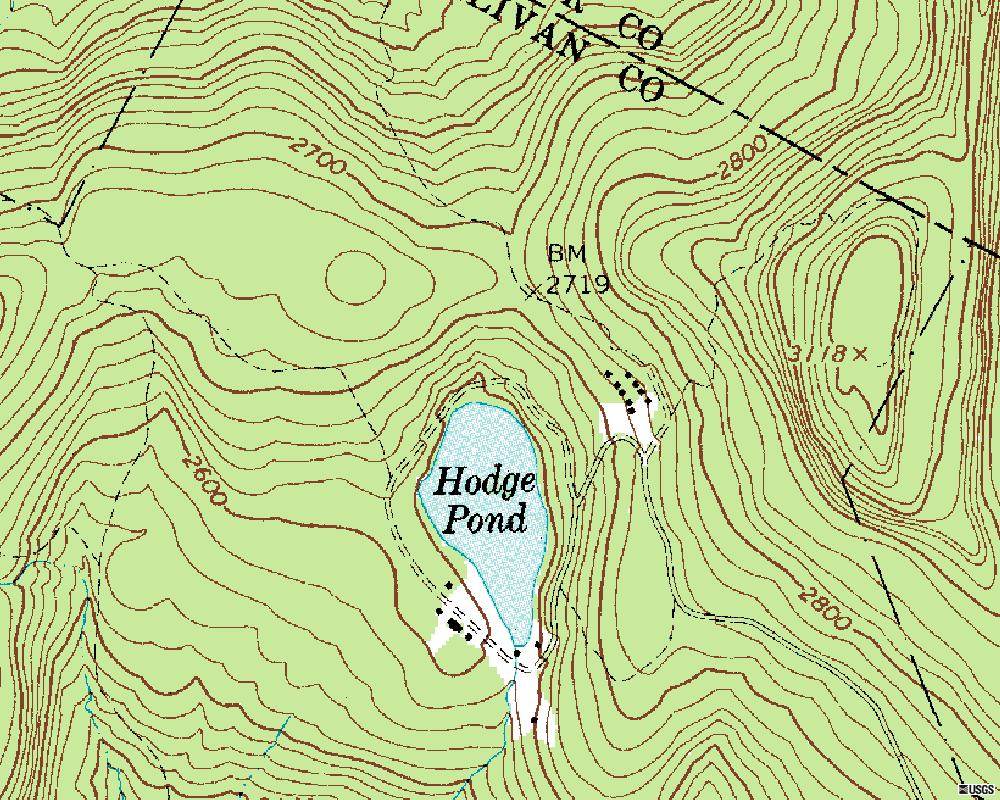Simple Topographic Maps - Bing images